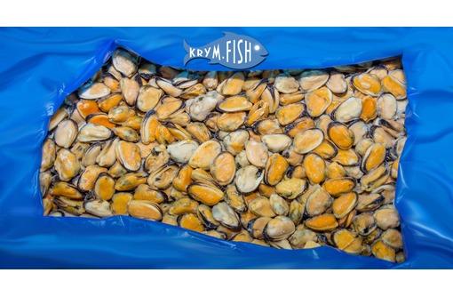 Морепродукты оптом и розницу - цены ниже рыночных!, фото — «Реклама Севастополя»
