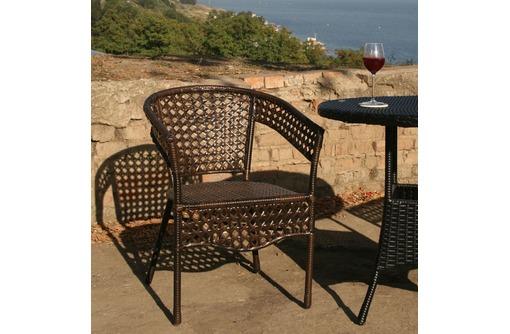 Кресла, стулья из иск.ротанга по спец.цене!, фото — «Реклама Коктебеля»