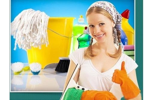 Срочные уборки,в любое время. Круглосуточно! Не агентство. Глажка белья., фото — «Реклама Севастополя»