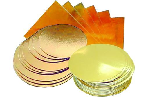 Подложки для торта картонные в ассортименте, фото — «Реклама Севастополя»