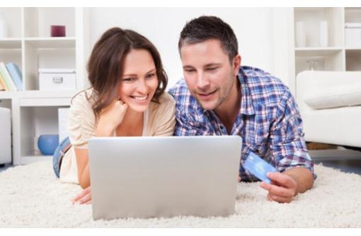 Интернет - Консультант на дому, фото — «Реклама Белогорска»