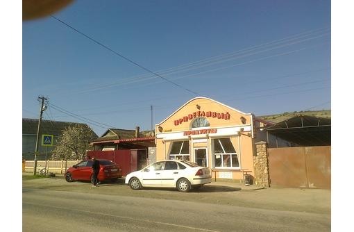 Продам магазин+дом с.Красный Мак Бахчисарайского района, фото — «Реклама Бахчисарая»