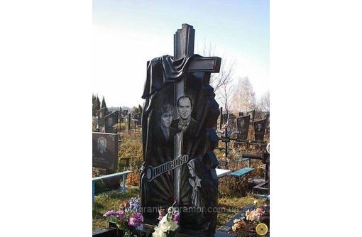 Заказать памятник Сим Мемориальный одиночный комплекс с крестом Обнинск