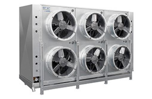 Воздухоохладители для холодильных камер, овощехранилищ и шоковой заморозки в Крыму и Севастополе, фото — «Реклама Севастополя»