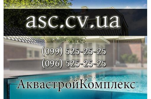 Строительство бассейнов под ключ., фото — «Реклама Алупки»