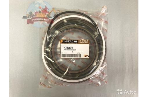 Ремкомплект г/ц рукояти 4340621 на Hitachi ZX450, фото — «Реклама Белогорска»
