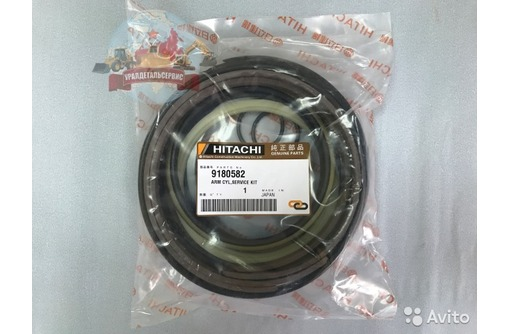 Ремкомплект г/ц рукояти 9180582 на Hitachi ZX330, фото — «Реклама Белогорска»