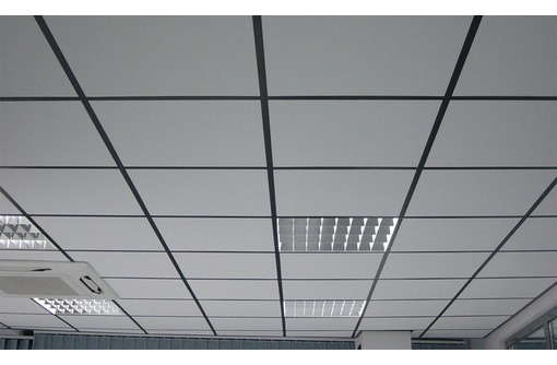 Подвесные потолки, потолок Армстронг., фото — «Реклама Севастополя»