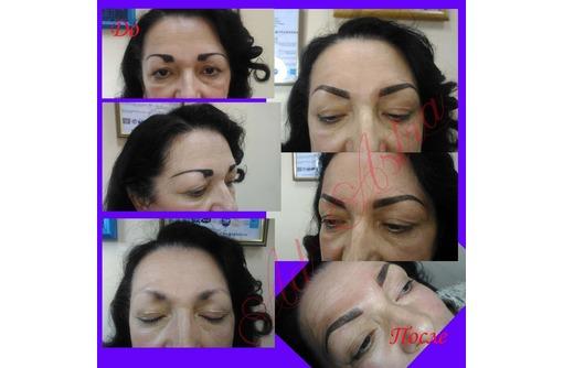 Профессиональный перманентный макияж (татуаж), фото — «Реклама Симферополя»