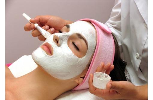 Механическая чистка лица-услуги косметолога в салоне красоты Art Style, фото — «Реклама Севастополя»