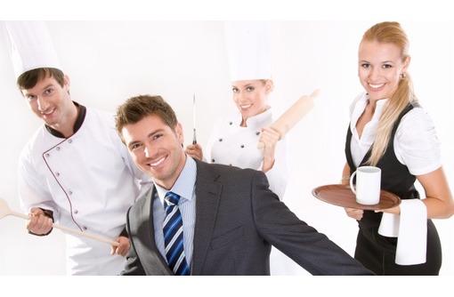 Тренинги для официантов, в Севастополе, фото — «Реклама Севастополя»