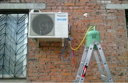 Ремонт кондиционеров .чистка кондиционеров.ТО., фото — «Реклама Алушты»