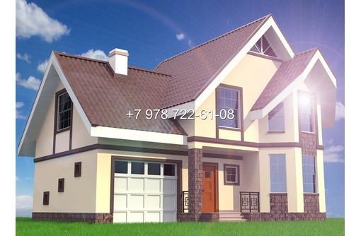 Каркасные дома под ключ в Севастополе, фото — «Реклама Севастополя»