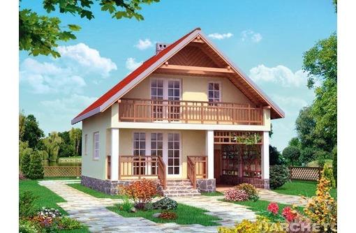 Строительство каркасных домов в Симферополе, фото — «Реклама Симферополя»
