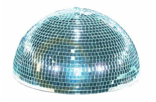 Зеркальная полусфера для дискотеки и оформления бара, фото — «Реклама Севастополя»