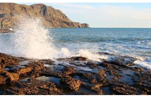 Участок с домиком в Крыму у Моря, фото — «Реклама Судака»