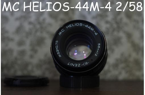 Продам мануальные объективы на Canon/Nikon/Sony/Pentax, фото — «Реклама Севастополя»