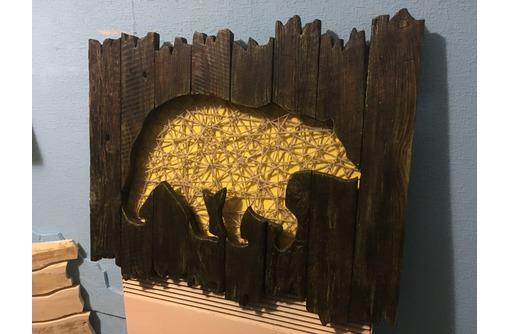 """Картина-панно """"Медведь"""", фото — «Реклама Симферополя»"""