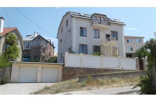 Продам элитный жилой 2-этажный дом с мансардой, с видом на море., фото — «Реклама Севастополя»