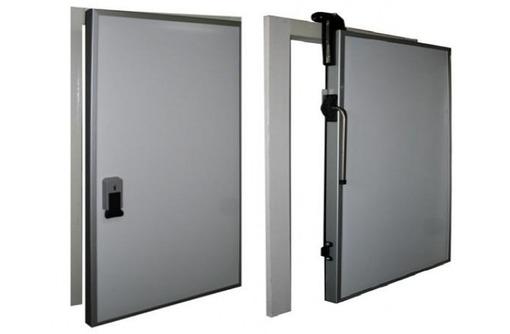 Двери морозильные для холодильных камер, складов и терминалов со склада в Симферополе., фото — «Реклама Севастополя»
