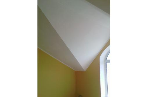 поклейка обоев  покраска шпаклевка стен и потолков, фото — «Реклама Севастополя»