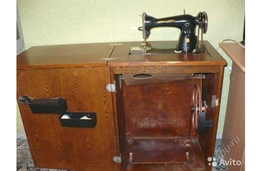 Продам швейную ножную машинку, фото — «Реклама Севастополя»