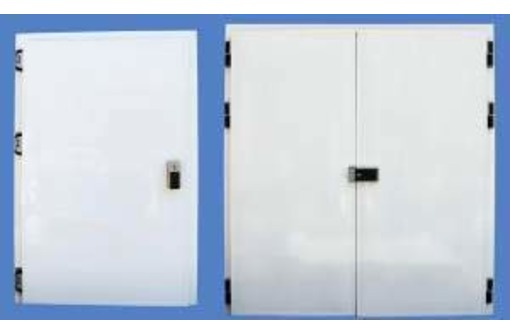Двери для морозильных камер с установкой.Крым,гарантия., фото — «Реклама Севастополя»