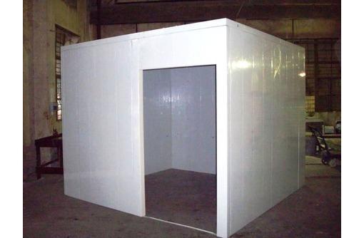 Сэндвич панели для холодильных камер.Доставка,монтаж,гарантия., фото — «Реклама Севастополя»