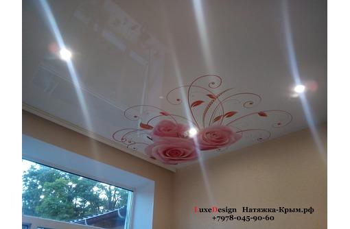 Эко натяжные потолки LuxeDESIGN, фото — «Реклама Алушты»