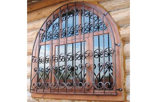 Решетки, кованные и металлические заборы в Севастополе и Ялте, фото — «Реклама Севастополя»