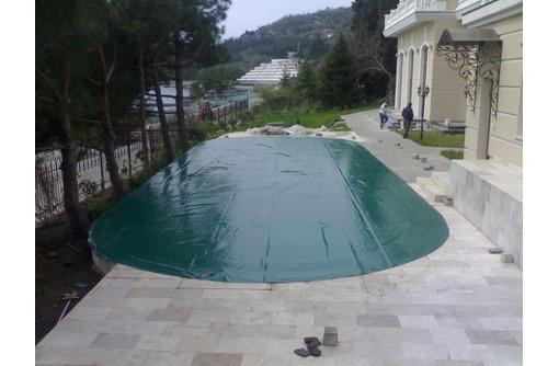 Тентовые покрытия для бассейнов, фото — «Реклама Симферополя»