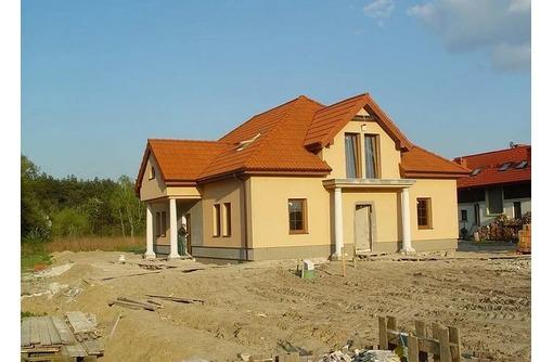 Строительство домов,пристроек,заборов отделка, фото — «Реклама Симферополя»