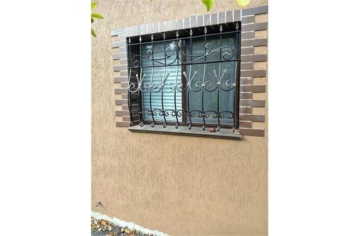 Решетки на окна - сварные и кованые., фото — «Реклама Севастополя»