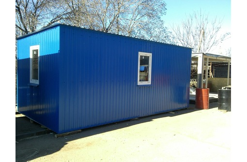 Бытовки вагончики от производителя от 8000 тыс за 1м.кв, фото — «Реклама Севастополя»