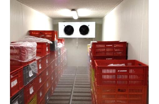 Холодильная камера для хранения мяса,колбасы,сыров.Установка,гарантия., фото — «Реклама Щелкино»