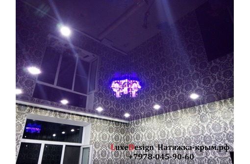 Натяжные потолки-воплощение мечты. У нас только качество!, фото — «Реклама Симферополя»
