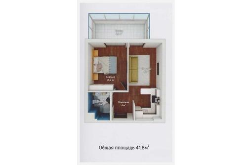 Продам 1- комнатную квартиру в новострое Premium класса на берегу Алушты, фото — «Реклама Алушты»