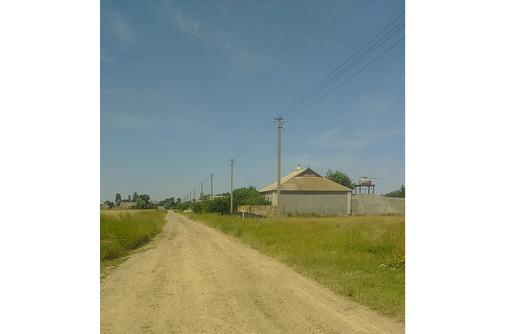 Земельный участок в с. Калиновка, фото — «Реклама Щелкино»