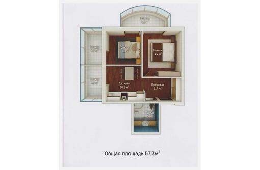 Продам 2 -комнатную квартиру в новострое Premium класса Status House  в Алуште, фото — «Реклама Алушты»