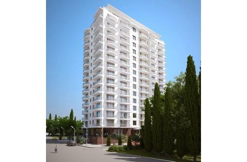 Продам 2- комнатные апартаменты в новострое Premium класса Status House  в Алуште, фото — «Реклама Алушты»