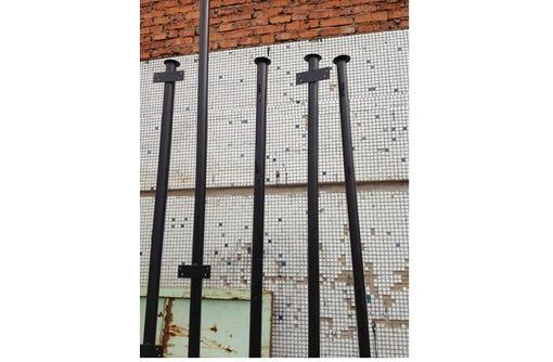 Столбы для забора с доставкой, фото — «Реклама Армянска»