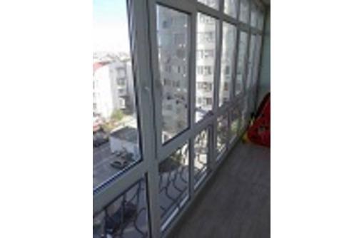 Красивое и качественное остекление балконов и лоджий, фото — «Реклама Симферополя»