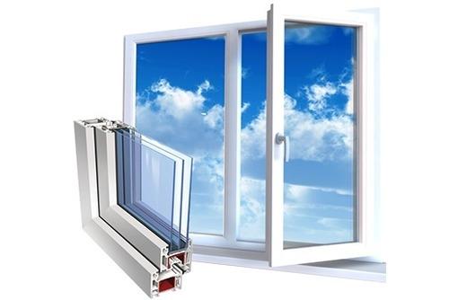 Добротные окна по приемлемым ценам из металлопластика, фото — «Реклама Алушты»