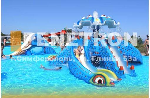 Профессиональная гидроизоляция аквапарков, фото — «Реклама Ялты»