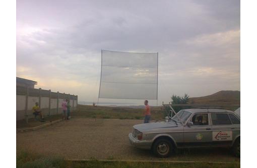 Москитные сетки любых форм и размеров, фото — «Реклама Керчи»