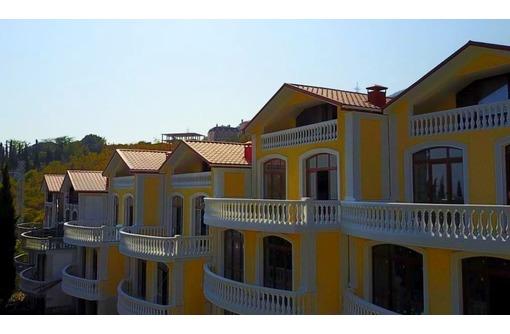 Новый четырехэтажный дом в Гурзуфе, с видом на море, по цене квартиры., фото — «Реклама Гурзуфа»