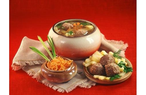 Бесплатная доставка горячих обедов Севастополе, фото — «Реклама Севастополя»
