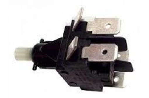 Сетевая кнопка (вкл/выкл) для стиральной машины Ariston Indesit Smeg C00034349 SWT000AR, фото — «Реклама Севастополя»