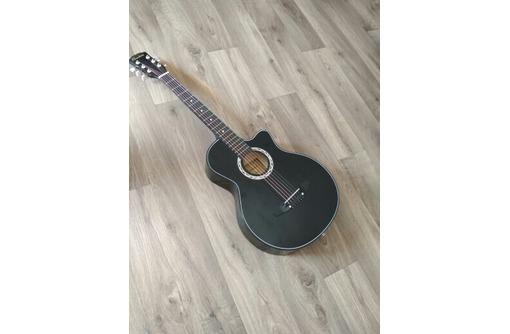 Продам Акустическую гитару + чехол в подарок, фото — «Реклама Симферополя»