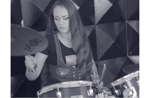 Уроки игры на барабанах Симферополь, фото — «Реклама Симферополя»